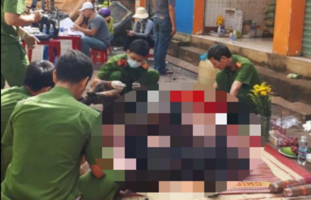 Cháy cửa hàng hoa 2 người chết: Bắt nghi can phóng hỏa