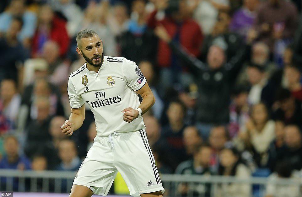 Benzema ghi bàn, Real Madrid đã biết mùi chiến thắng