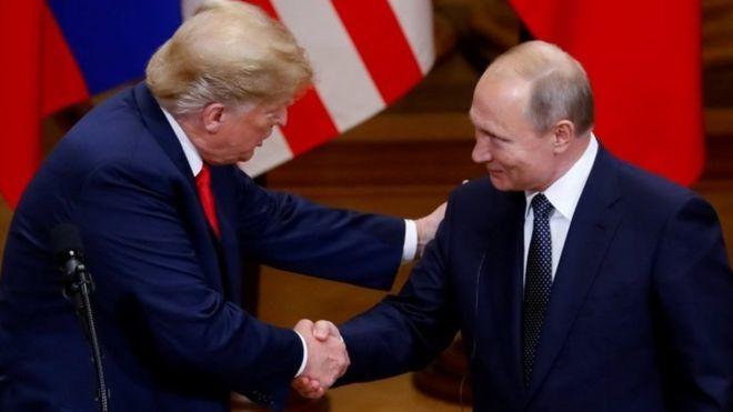 Ông Trump và Putin sẽ gặp nhau tại Paris