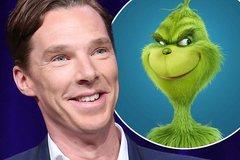 'Doctor Strange' lồng tiếng cho hoạt hình 'The Grinch'