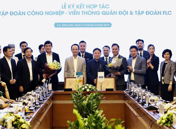 FLC, Viettel hợp tác đẩy mạnh ứng dụng công nghệ số