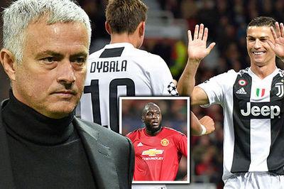 MU thua Juventus, Mourinho nói như muốn bị... sa thải