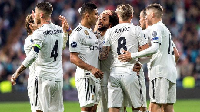 Tiết lộ: Real Madrid thắng trở lại nhờ bài của Zidane