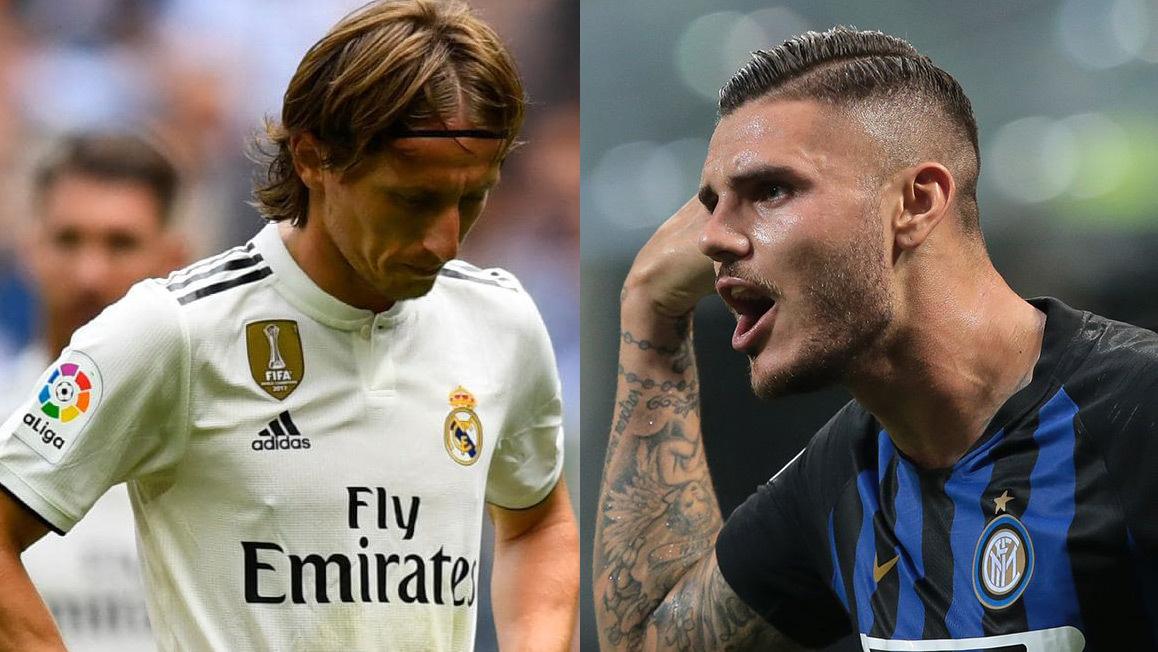 MU tuyển Varane, Real đổi Modric lấy Icardi