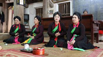 Bắc Ninh chi 9 tỷ đồng để làm nhà chứa Quan họ
