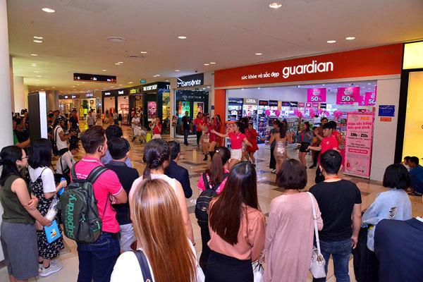 'Mùa lễ hội thanh toán không tiền mặt' lần đầu tại VN