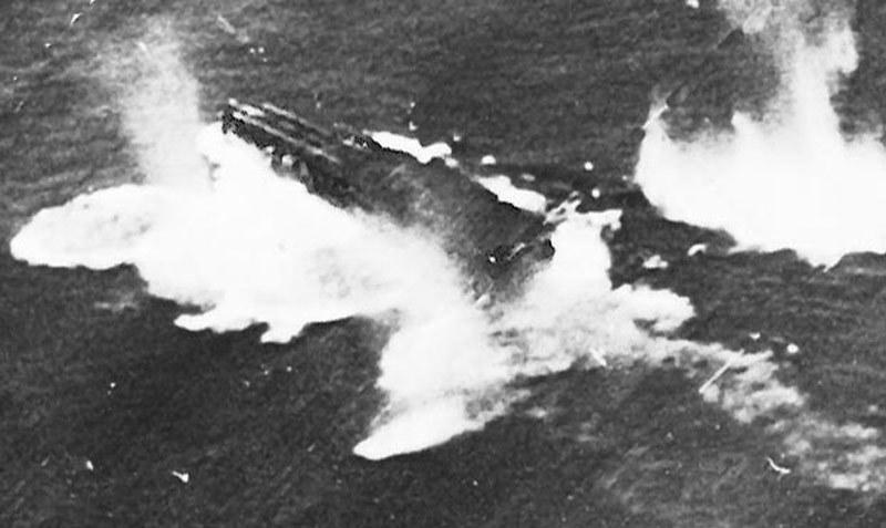 Ngày này năm xưa: Trận đánh dữ dội, 4 mẫu hạm Nhật chìm nghỉm