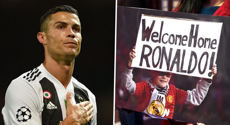 Ronaldo cảm ơn CĐV MU vì sự chào đón bất ngờ