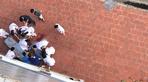 Hà Nội: Nam bệnh nhân lao từ tầng 6 bệnh viện xuống đất
