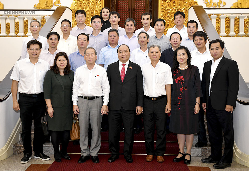 Thủ tướng làm việc về di dời dân cư khỏi di tích Kinh thành Huế