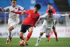 U19 Việt Nam vs U19 Hàn Quốc: Không buông xuôi