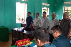 5 bị cáo vụ 'xẻ thịt' 14,2ha đất quốc phòng nhận án tù