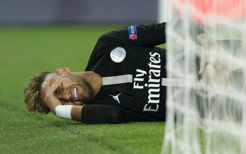 Neymar đùng đùng nổi giận sau trận hòa của PSG