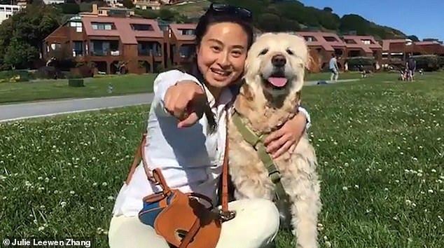 Khóc hết nước mắt vì cún cưng bị hàng xóm đánh bả