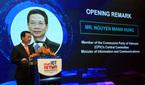 Phát biểu của Bộ trưởng TT&TT Nguyễn Mạnh Hùng.tại Smart IoT Vietnam 2018