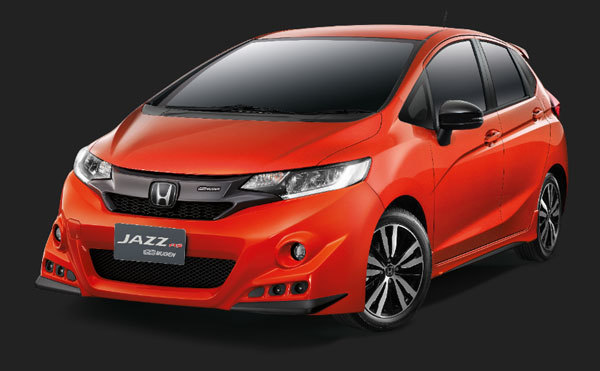 Honda ra mắt 2 phiên bản giới hạn: Jazz RS Mugen, City L Modulo