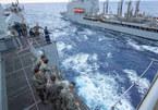 NATO tập trận khủng: Lính Mỹ bị thương, tàu chiến hư hại