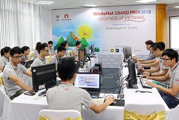 Ngôi vương vòng Chung kết WhiteHat Grand Prix 2018 sẽ thuộc về ai?