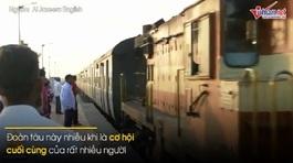 'Chuyến tàu sự sống' của gần tỷ người Ấn Độ