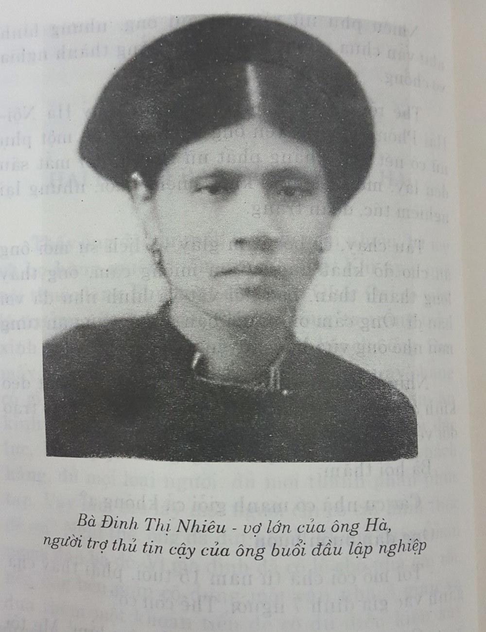 Doanh nhân,Doanh nhân Nguyễn Sơn Hà,Tình yêu