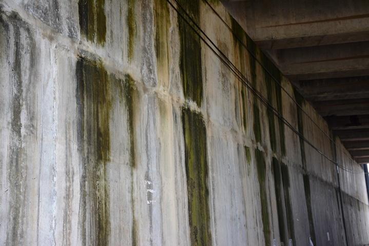 Hình ảnh loang lổ khủng khiếp trên cao tốc 34.000 tỷ sau mưa
