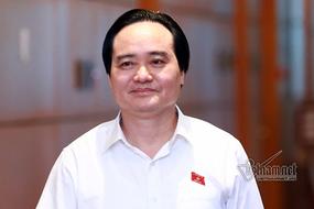 Bộ trưởng Phùng Xuân Nhạ nói gì sau kết quả tín nhiệm