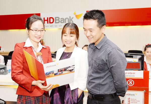HDBank tài trợ nhà cung cấp của siêu thị, cửa hàng tiện lợi