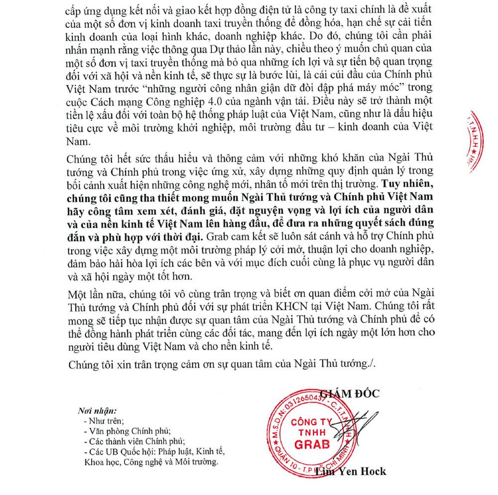 Nhận tin 'dữ', hoảng hốt gửi tâm thư lên Thủ tướng - ảnh 3