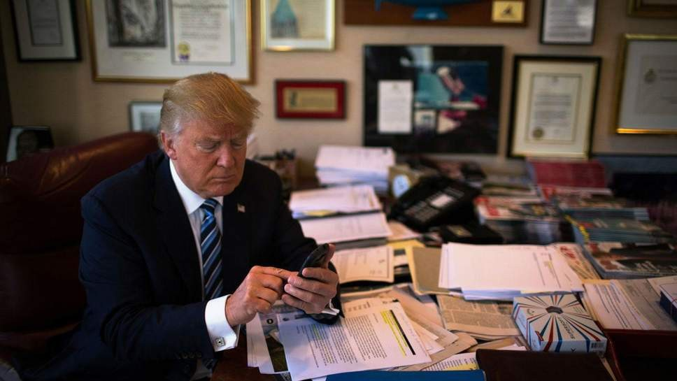 Mỹ 'tố' Trung, Nga nghe lén điện thoại của Tổng thống Trump