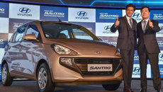 Ô tô Hyundai giá 123 triệu: Cơn sốt xe hatchback