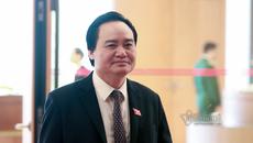 Ghế nóng như Bộ trưởng Phùng Xuân Nhạ khó được tín nhiệm cao