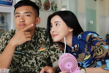 Cao Thái Hà thừa nhận rung động với Hữu Vi khi đóng 'Hậu duệ mặt trời'