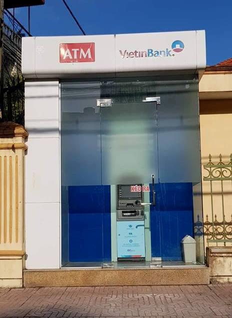 ATM,rút tiền