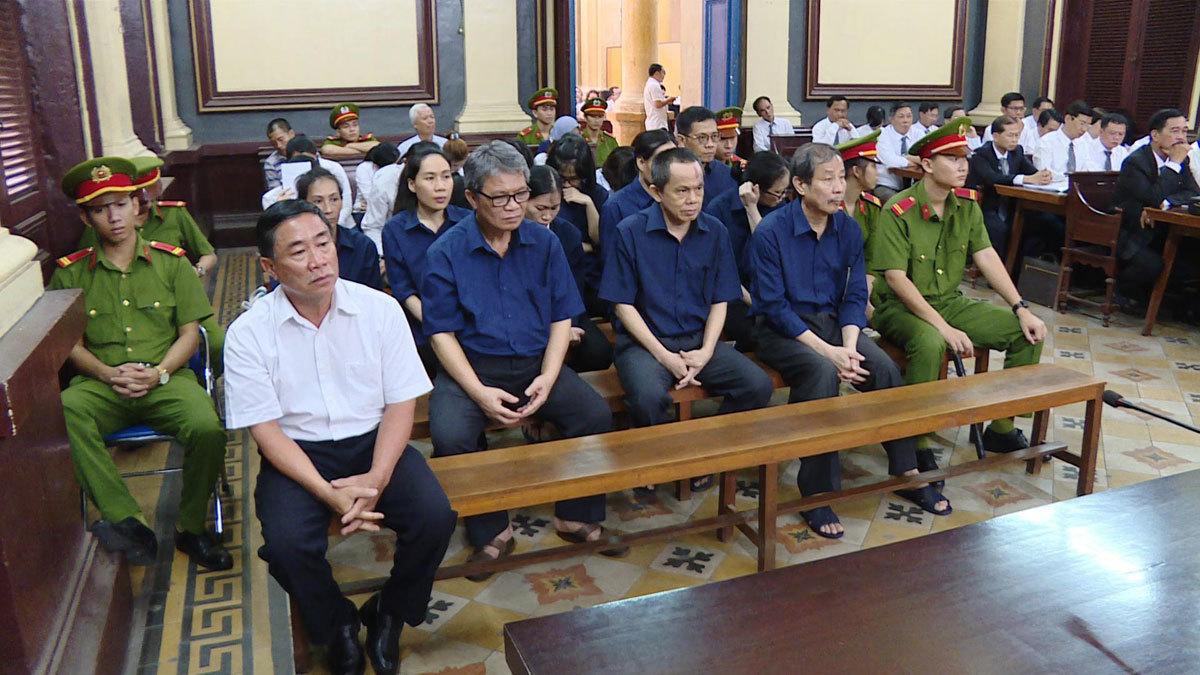 Phương Trang,Hứa Thị Phấn,Vũ nhôm,Phạm Công Danh