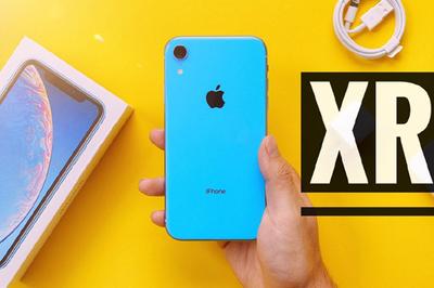 Người dùng Việt chọn iPhone X thay vì bỏ 23 triệu mua iPhone Xr
