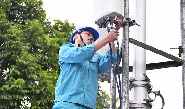 Mạng 3G Viettel đứng đầu các tiêu chuẩn kĩ thuật
