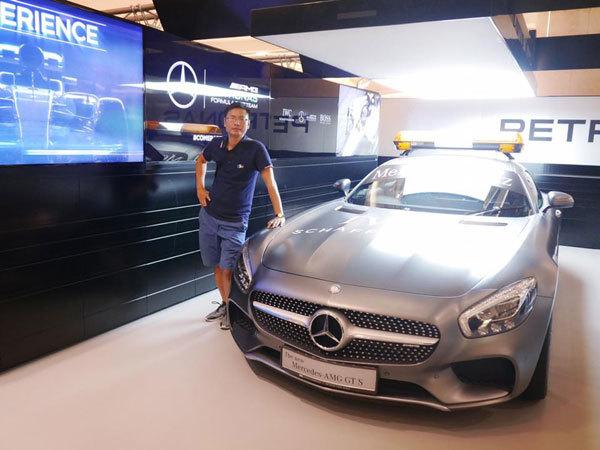 Một lần đến 'kinh đô ánh sáng làng F1' Singapore Grand Prix
