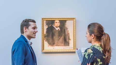 Tranh được vẽ bằng trí tuệ nhân tạo có giá 432.000 USD
