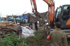 Ồ ạt băm ruộng, xây nhà trái phép: Hà Nội ra tay dẹp