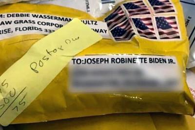 Giải mã bí ẩn hàng loạt bom thư phát tán ở Mỹ trong 72 giờ