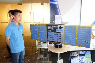 Vệ tinh Made in Vietnam sắp được phóng lên quỹ đạo