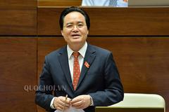 Bộ trưởng Phùng Xuân Nhạ: Tuyển dụng giáo viên đã phân cấp cho địa phương