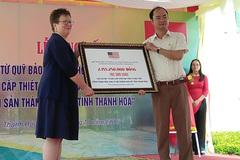 Hoa Kỳ tài trợ dự án bảo tồn Thành Nhà Hồ tại Thanh Hóa