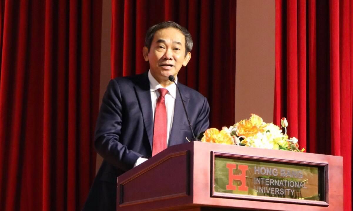 Bổ nhiệm Hiệu trưởng Trường ĐH quốc tế Hồng Bàng