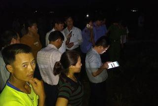 Hà Tĩnh: 4 người bị điện giật tử vong trên cánh đồng