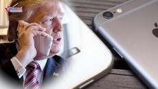 Trung Quốc, Nga bị tố nghe lén điện thoại Tổng thống Trump, Apple và Samsung bị phạt