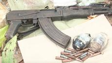 Đấu súng với nhóm buôn ma túy có lựu đạn, tiêu diệt 1 đối tượng