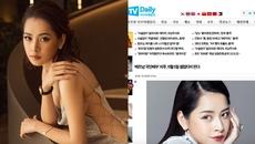 Chi Pu nói gì khi báo Hàn gọi là 'diễn viên quốc dân Việt Nam'?