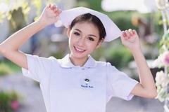 Vì quá nổi tiếng, nữ y tá xinh đẹp nhất Thái Lan bị sa thải
