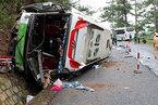Sai lầm 'chết người' của lái xe khi đổ đèo